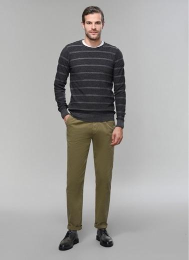 People By Fabrika Chino Pantolon Yeşil